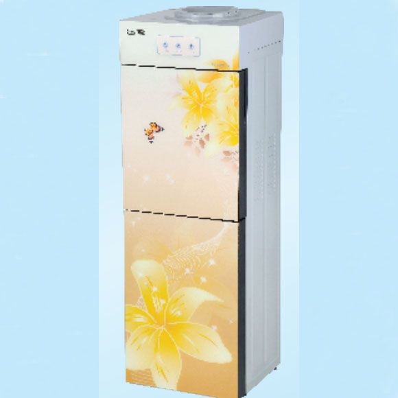 Buy Super Asia Water Dispenser With Refrigerator Hc 39 Gd Karachi Only At Best Price In Pakistan Water Dispenser Steel Water Tanks Glass Beverage Dispenser
