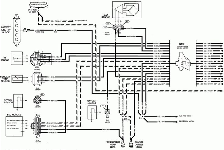 93 Chevy Truck Wiring Diagram and Chevy K Wiring Diagram ...