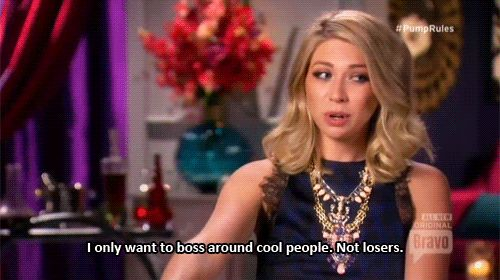 You got: Stassi Schroeder You're the queen bee, with a rolodex of sharp-tongued insults to throw out at a moment's notice. Even though you don't work at SUR anymore, you're still the star of the show.