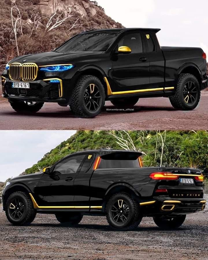 Bmw X7 Pickup Luxury Cars Audi Bmw X7 Luxury Car Interior