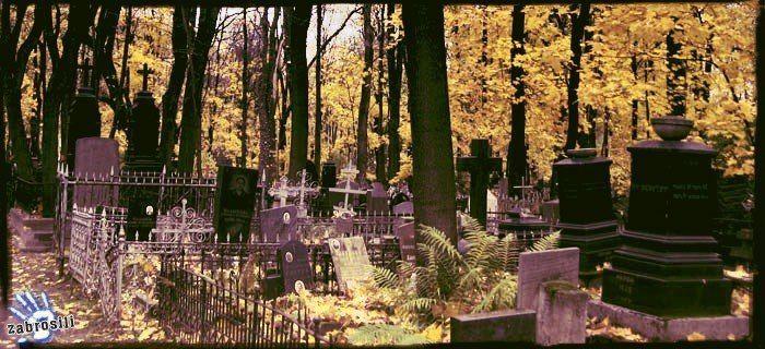 Введенское кладбище – 759 фотографій