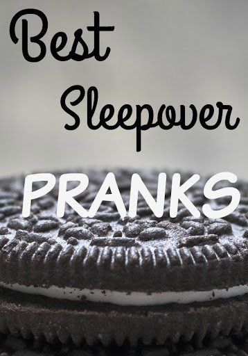 Looking for some fun sleepover pranks to bring a dose of the unexpected into your overnight bash? Check out a few of our favorite fun yet harmless pranks!