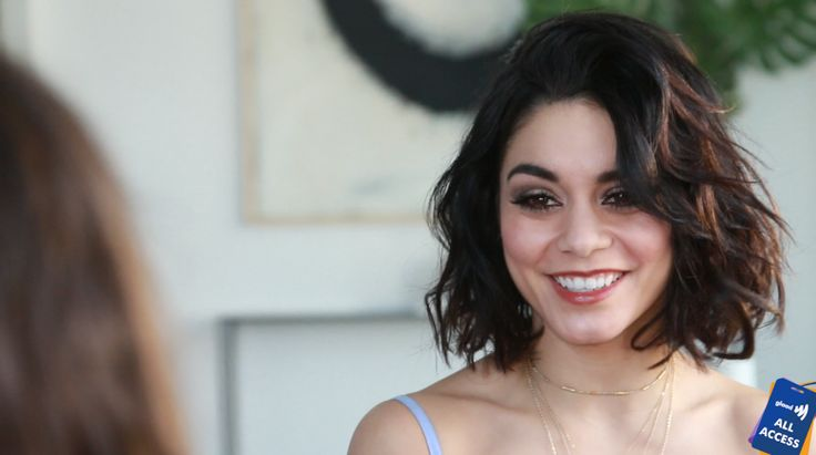 """VIDEO: Vanessa Hudgens on LGBT acceptance: """"Love comes first for me""""   GLAAD"""
