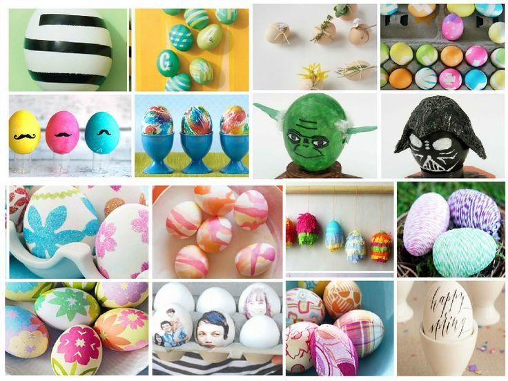 Оригинальные идеи для украшения яиц на Пасху http://www.kakprosto.ru/album-167-originalnye-idei-dlya-ukrasheniya-yaic-na-pashu