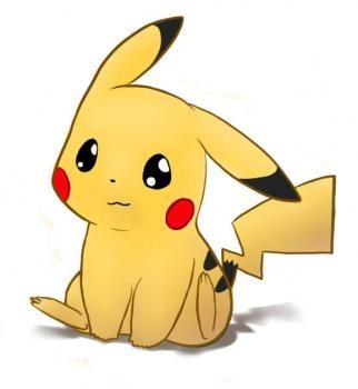 how to draw pikachu, pokemon