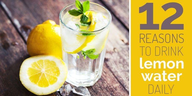 +The+Many+Health+Benefits+of+Lemon+Water