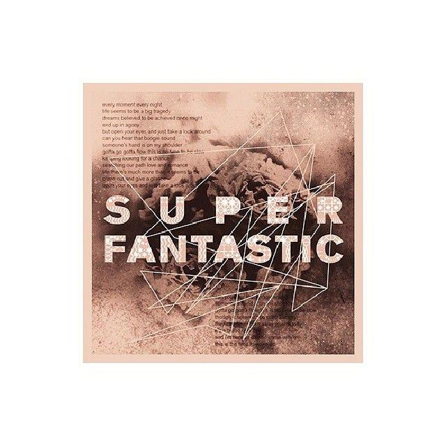SUPER FANTASTIC #graphics #graphic #graphicdesign #design #디자인 #font #soyon