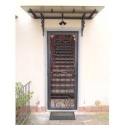Wrought Iron Gate Door. Customize Realizations. 564