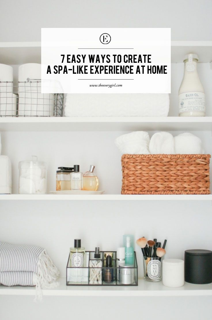 17 best Spa at home images on Pinterest | Hair spa at home, Spa ...