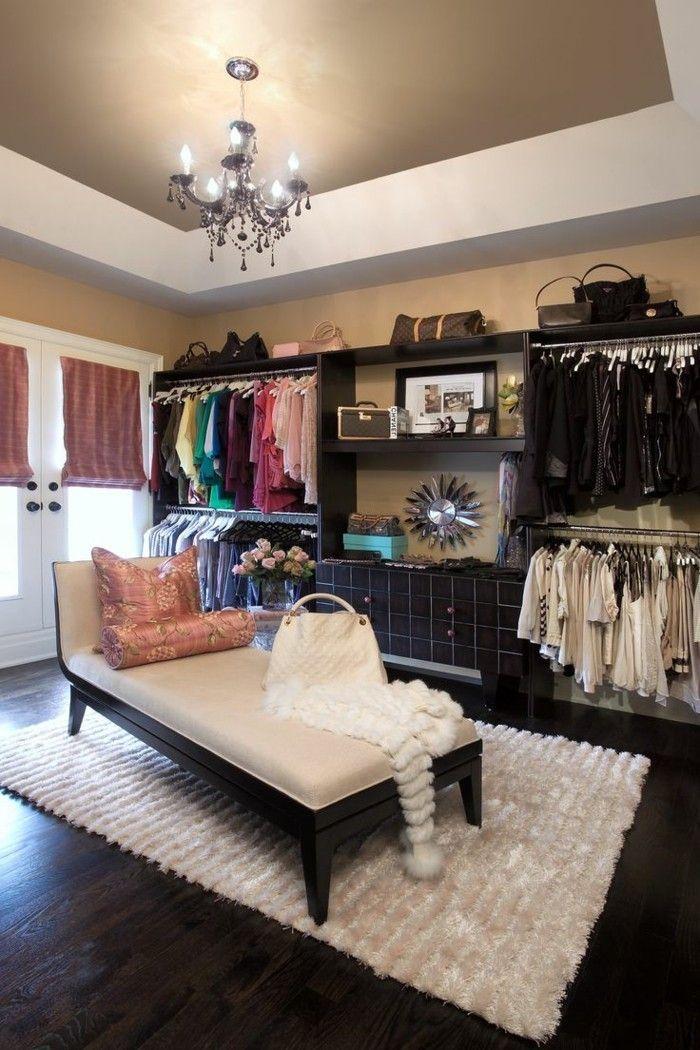 1001 Ideen Fur Ankleidezimmer Mobel Zum Erstaunen Ankleide
