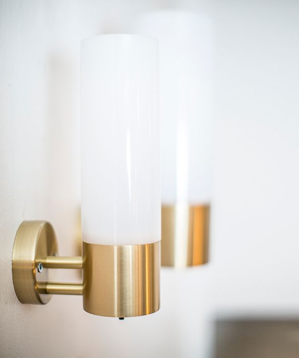 Chairman wall light designed by Niclas Hoflin | twentytwentyone