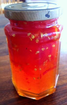 Farmors mat: Kryddig tomatmarmelad