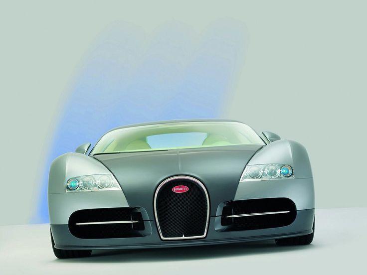 Wallpapers Of Bugatti EB Veyron Prototype 2003
