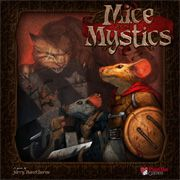 Mice & Mystics board game.  Review on BoardGameGeek.com