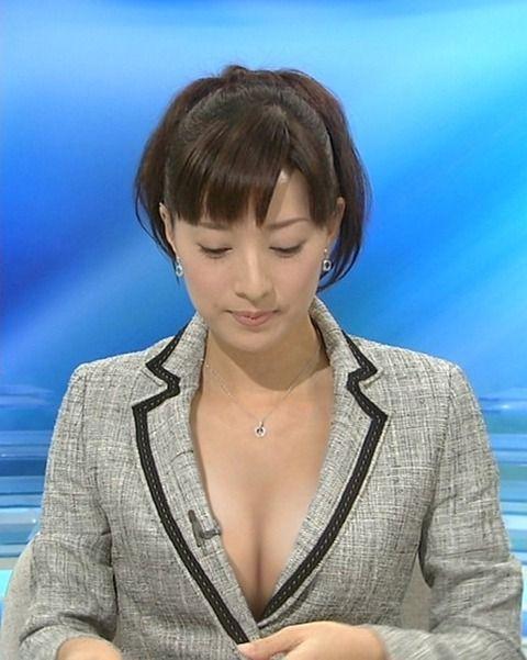 女子アナでは結婚し出産した元NHKの夜7時のニュースキャスター小郷知子