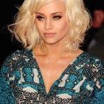 Blonde Crimped Waves – Kimberley Wyatt