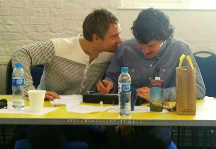 Anybody see where martins hand is? I'm sure tumblr went mental on this one