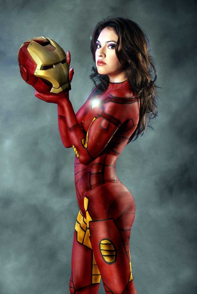 from Brendan hot girls from iron man