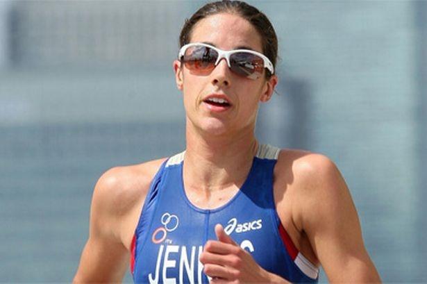 Helen Jenkins - professional triathlete