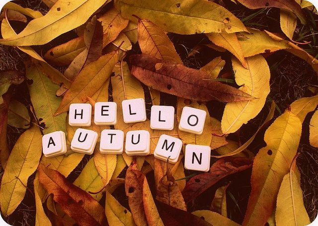 Hello Autumn Pictures, Photos, and Images for Facebook, Tumblr, Pinterest, and Twitter
