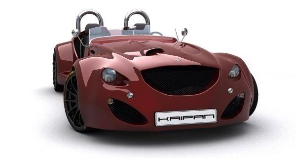 Kaipan Czech Sports car