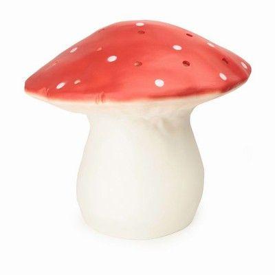 Heico stor rød svampelampe
