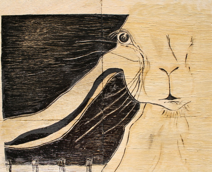 Acrylic on Maple board ju.arnott@gmail.com