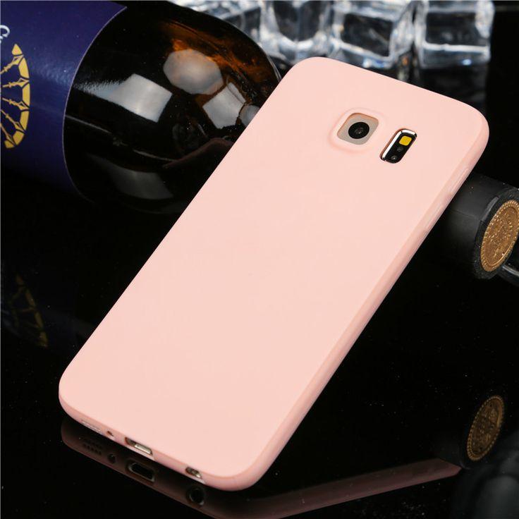 Ultra slim case for Samsung S6 -G9200 - Multiple Colors