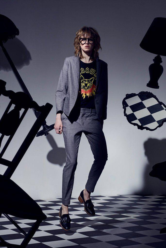 Karen Walker Burning Cat T-Shirt
