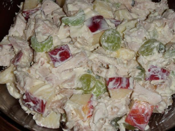 Simple Waldorf Salad | Recipe