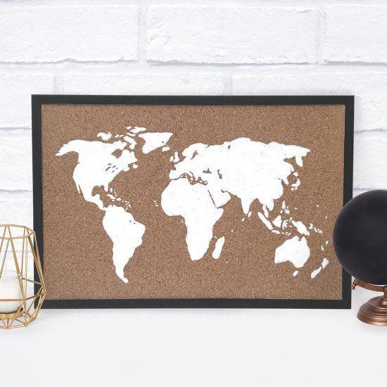 Best 10+ Cork map ideas on Pinterest | Maps, Embroidery ...