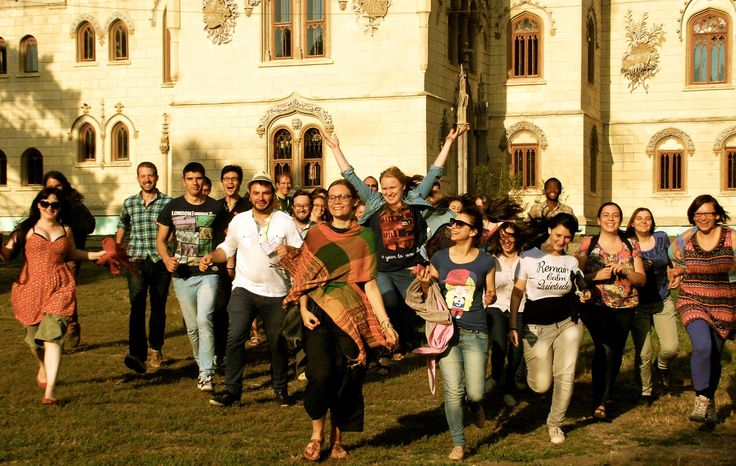 Lingua Franca Summer Camp - joy & enthusiasm