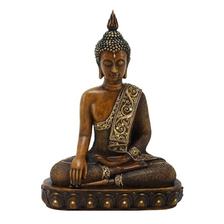 Ps buddha decorative figure home sweet home decor - Bouddha statue deco ...