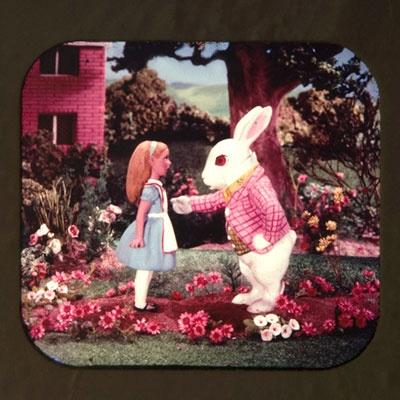Alice in Wonderland View Master Reels view master set!