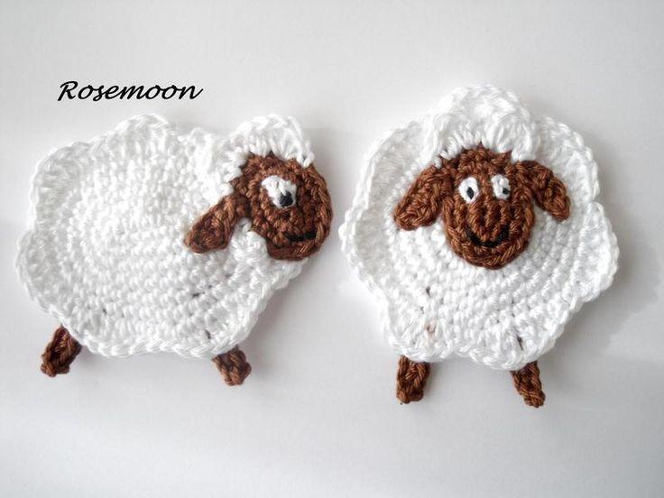 Schaf von rosemoon auf DaWanda.com