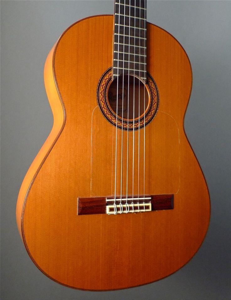 1979 Ramirez, Jose 1a Flamenco - classical Acoustic Guitar - Cedar Top