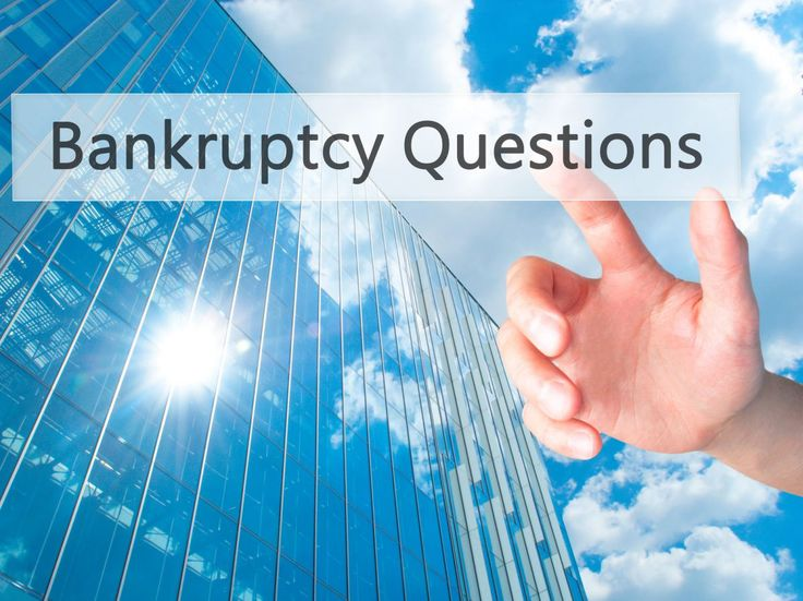 How Much it Costs to File Bankruptcy Blurred background