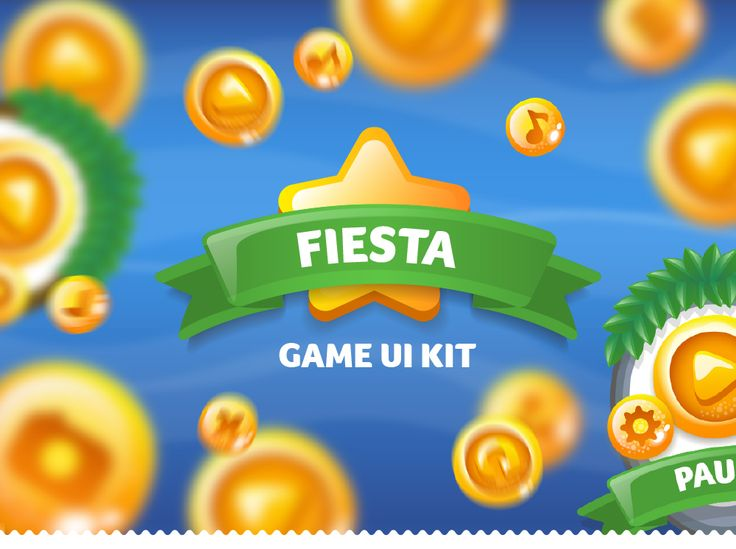 FIESTA GAME UI KIT - Web Elements FIESTA GAME UI KIT - Web Elements - 1 1983765 1983766 1983767 1983768 1983769 1983770 1983771 1983772Hi, friends! Several years ago I worked as a designer of mobile games and loved it. Now I have a slightly di…
