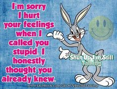 Sarcastic Sayings About Liars | Looney Tunes Quotes**