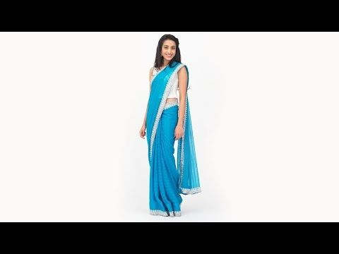 Glamrs.com launches it's first ever styling video with 'The Drape Story'. When it comes to draping your own saree, people are often intimidated. This video w...