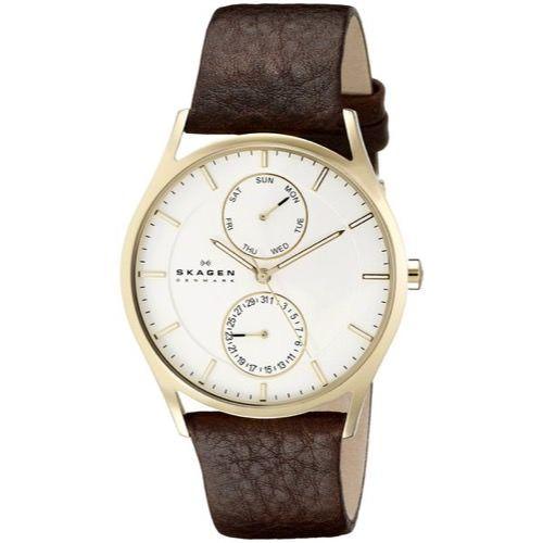 スカーゲン 時計 メンズ SKW6066 ブラウン - スカーゲン(SKAGEN)腕時計専門店 | スカーゲンエリア