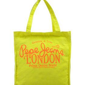 TOMEL - Le jaune est à la mode avec ce sac de plage Pepe Jeans, allez le voir sur http://www.tomelapp.com