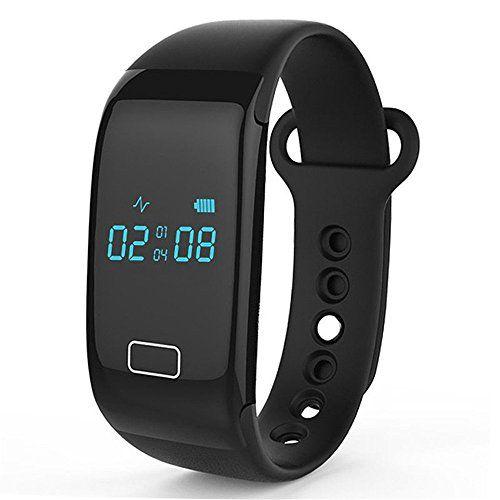 Eyoyo Pulsera Deportiva Rastreador de fitness con monitor de ritmo cardíaco impermeable inteligente de pantalla táctil - https://complementoideal.com/producto/tienda-socios/eyoyo-pulsera-deportiva-rastreador-de-fitness-con-monitor-de-ritmo-cardaco-impermeable-inteligente-de-pantalla-tctil-reloj-de-pulsera-para-la-salud-android-ios-negro/