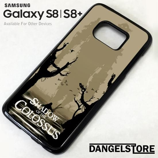 Shadow Of The Colossus Game YZ 5 For Samsung S8 | S8 Plus Case