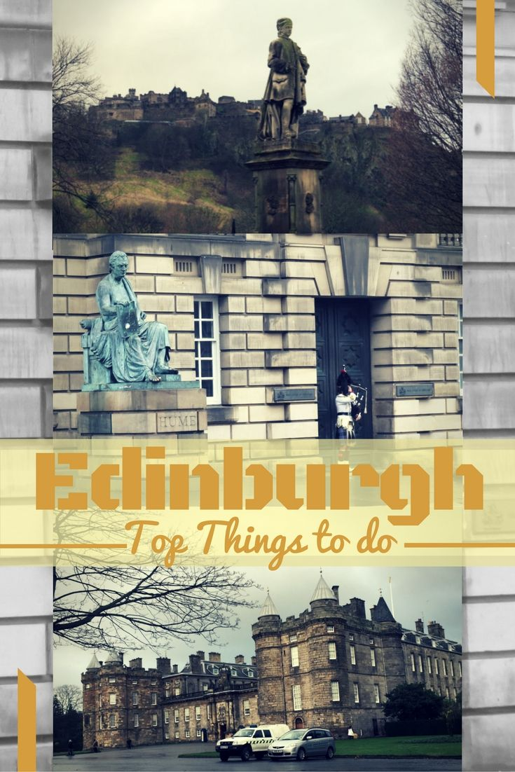 The top things to do in the Scotland Capital of Edinburgh to walk you back in time!