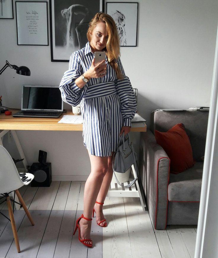 Today; dress like a long shirt