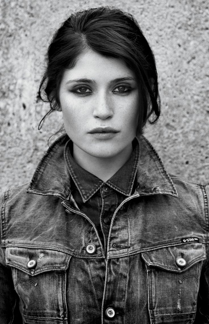 Gemma Arterton for ANGELA (Aldrif Odinsdottir).