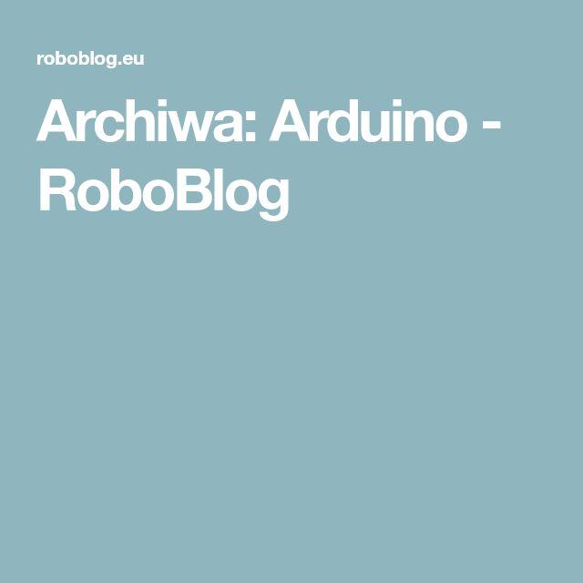 Archiwa: Arduino - RoboBlog