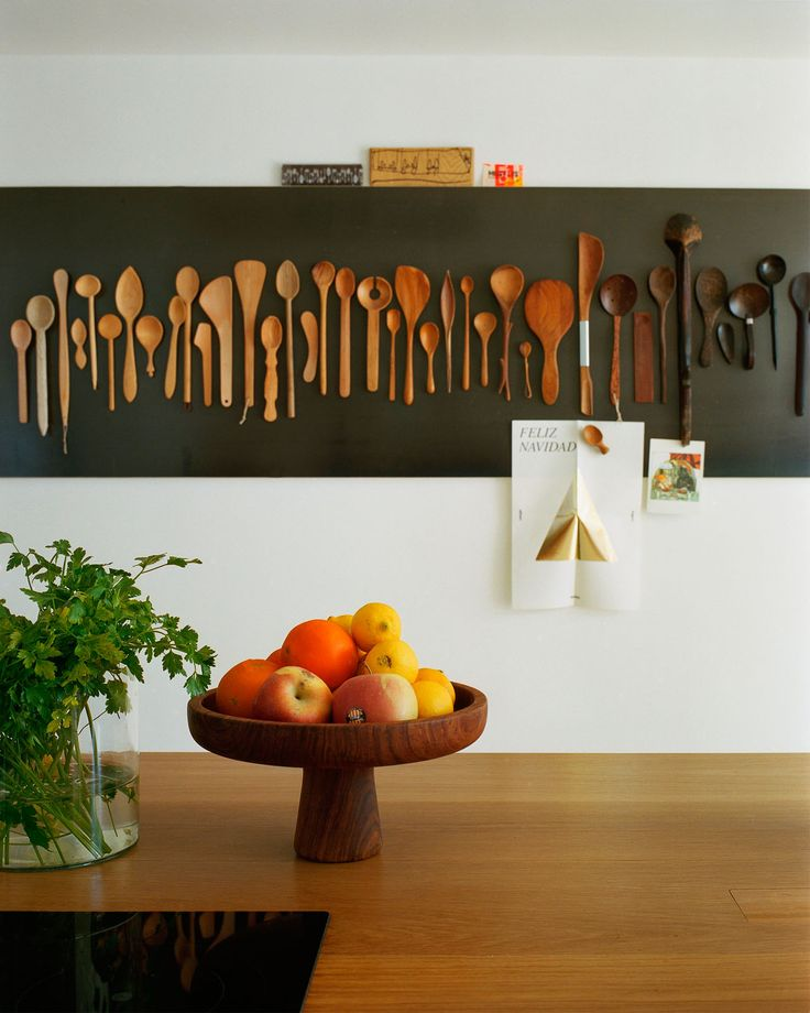 cuadro para la cocina Jeannette Altherr Residence | Salva López