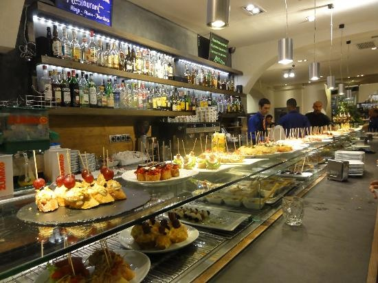 Bilbao Berria- Favorite Tapas place in Barcelona